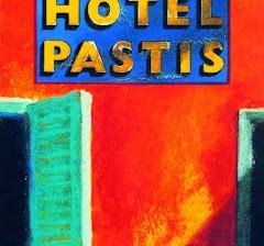 Hotel Pastis si ulei aromatizat cu rozmarin si usturoi