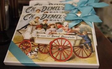 Demel – ciocolata pentru Casa Regala