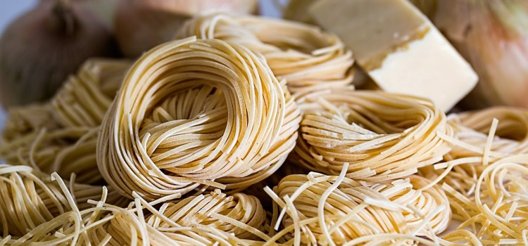 Spaghetti, macaroni, lasagna: Istoria pastelor