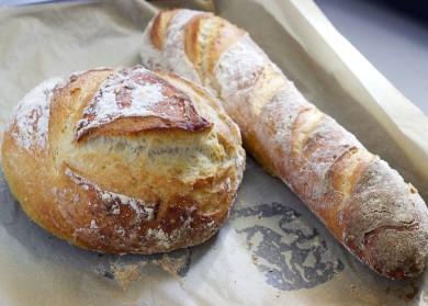 Cea mai ușoară rețetă de pâine