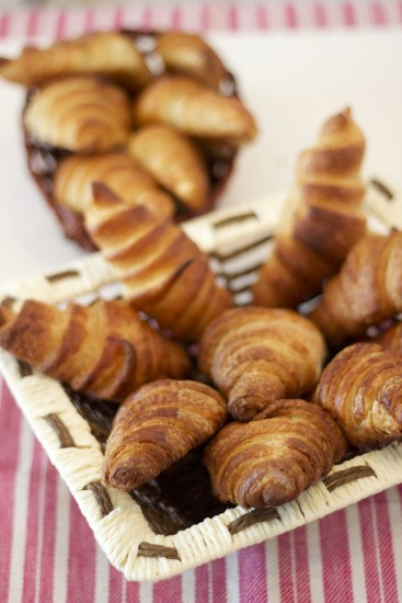 Istoria croissantelor