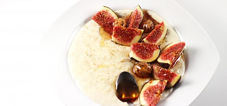 Porridge (terci de ovaz), o gustare hranitoare