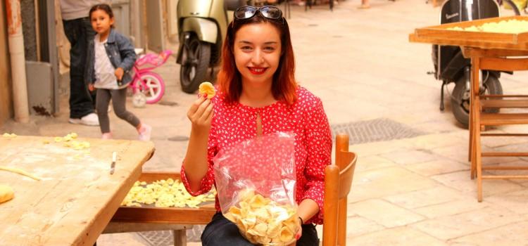 Orecchiette: magia pastelor in forma de ureche