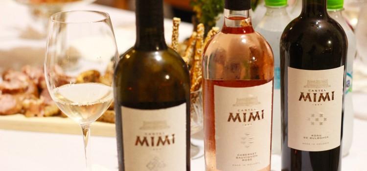 Vinurile Mimí: noblete, pasiune si stiinta de a face vin