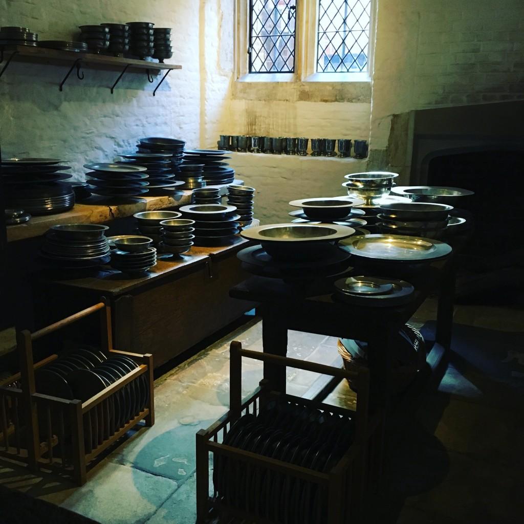 Bucataria regelui Henric al VIII-lea