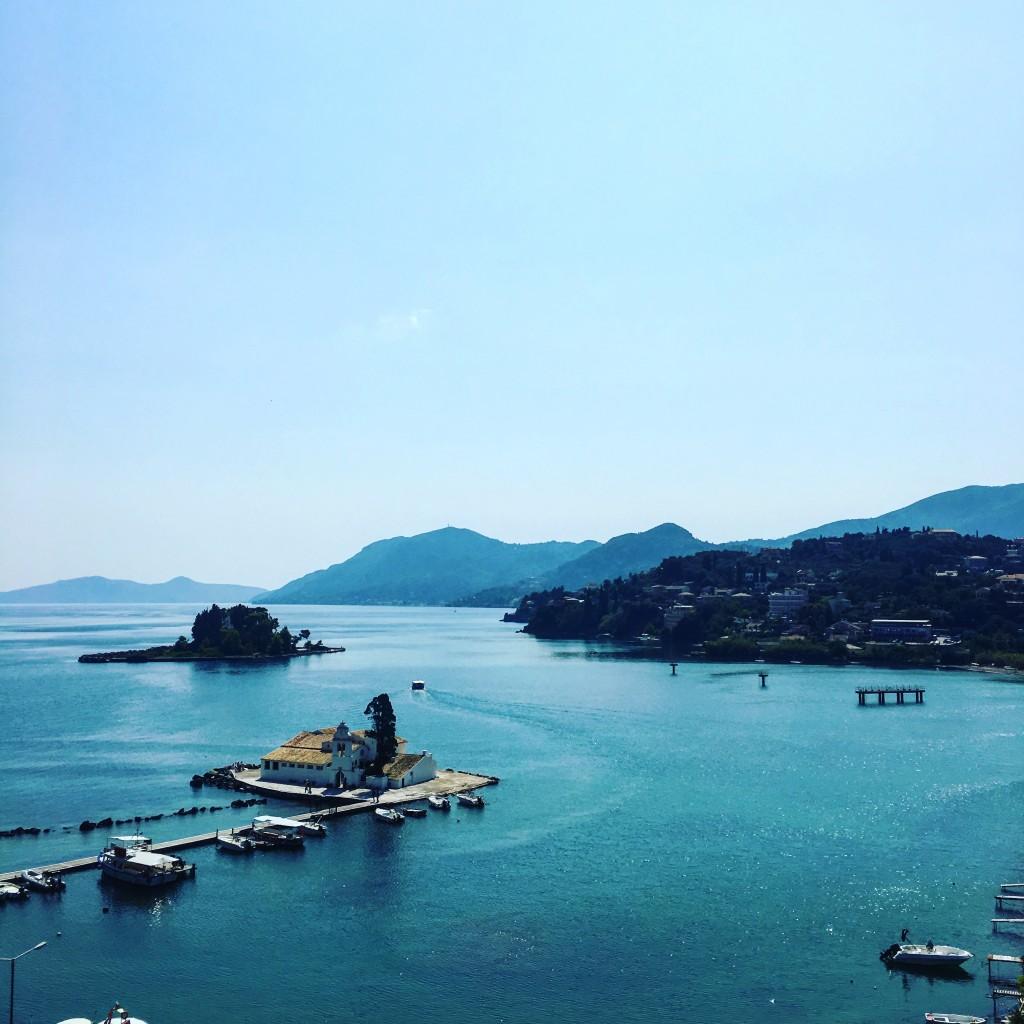 Corfu_Insula Soricelului