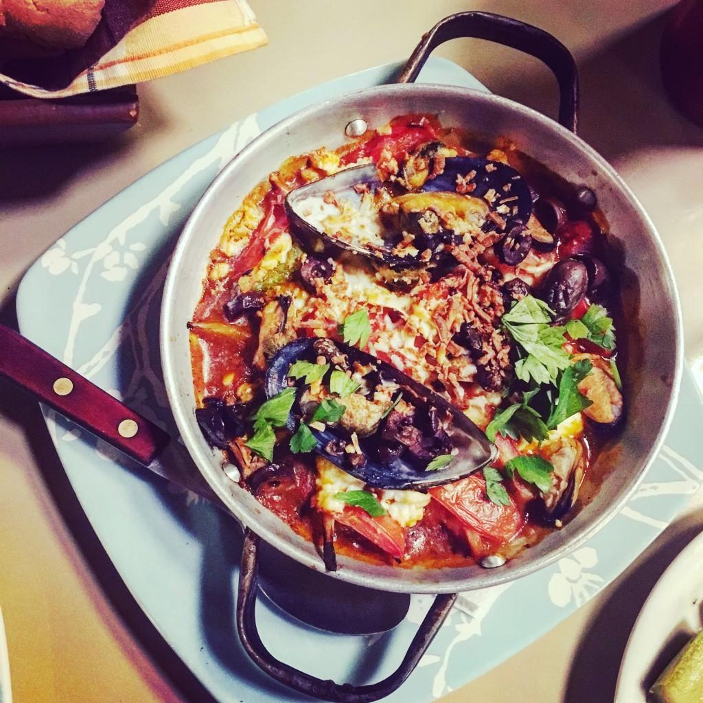 Corfu-Food