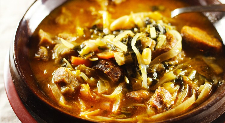 Ribollita, supa preferata de iarna a italienilor