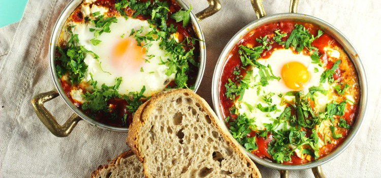 Shakshuka: un mic-dejun pe cinste