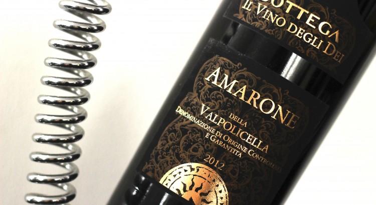 Amarone: intalnire cu unul dintre marii clasici