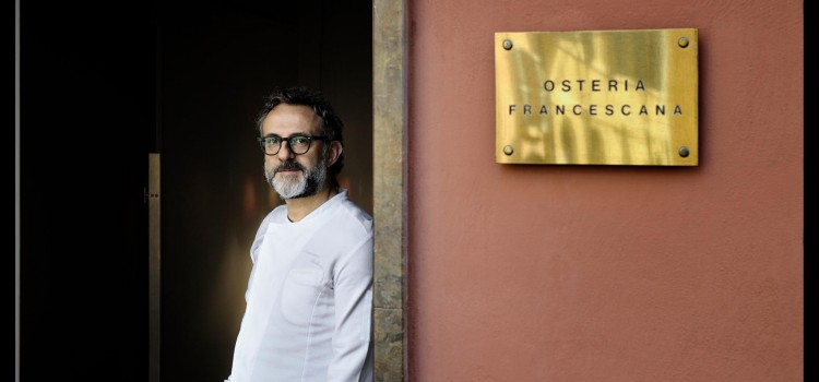 Massimo Bottura: creativitatea, intre traditie si evolutie