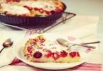 Clafoutis cu cirese, bucuria inceputului de vara
