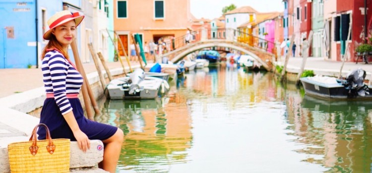 Burano: viata traita in culori