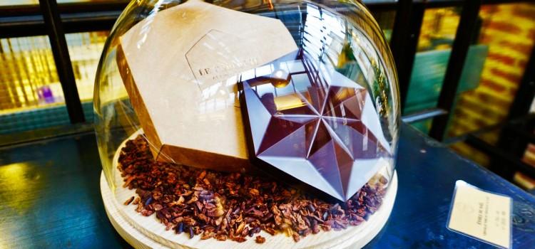 Le Chocolat Alain Ducasse: ciocolata la nivel de arta