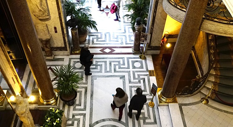 Comori ascunse in Paris: Muzeul Jacquemart-André