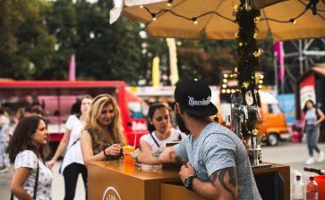 Cel mai mare eveniment de street food din Europa a avut loc la Bucuresti