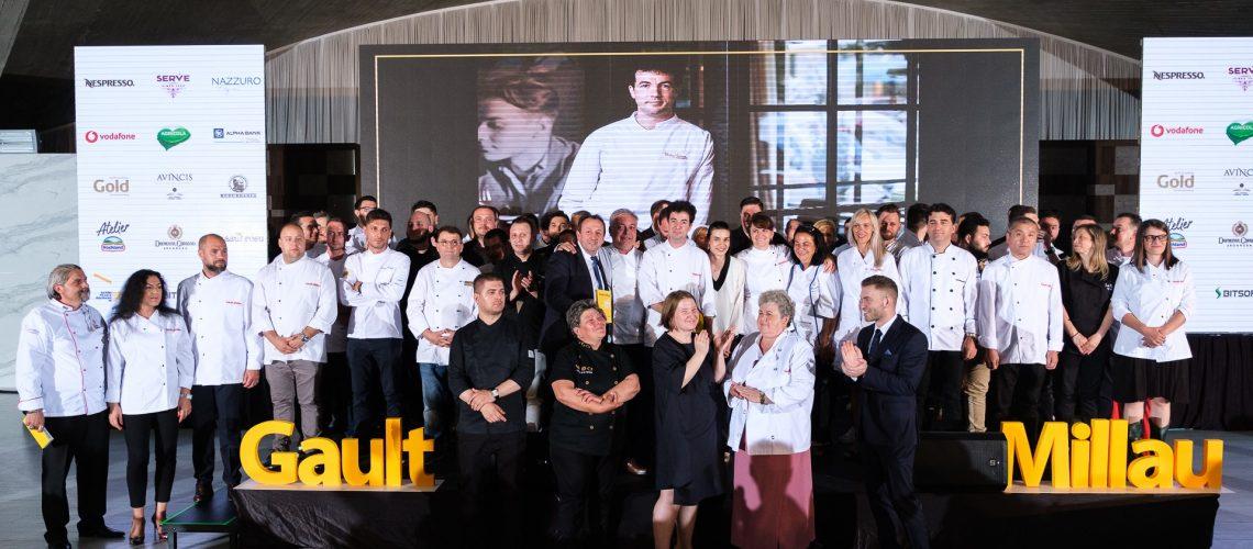 Gault&Millau România și-a desemnat noii câștigători și a lansat ediția 2019 a ghidului de restaurante