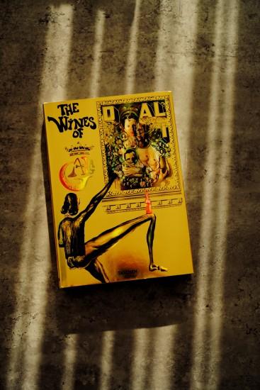 Artă, geniu și gust pentru viață: Salvador Dali, despre gastronomie și vin