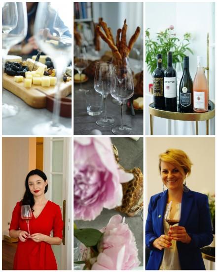 Am deschis seria degustărilor de vin la Repertoire