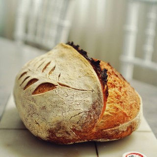 Bread is love ❤️ #breadislove #bakedwithlove 💫 #sourdoughlove #sourdoughbaking #breadmaking #breadbaking #artisanbread #breadlover #bakersgonnabake #bakeyourownbread #mabaker #crust #wildyeast #painaulevain #freshlybaked