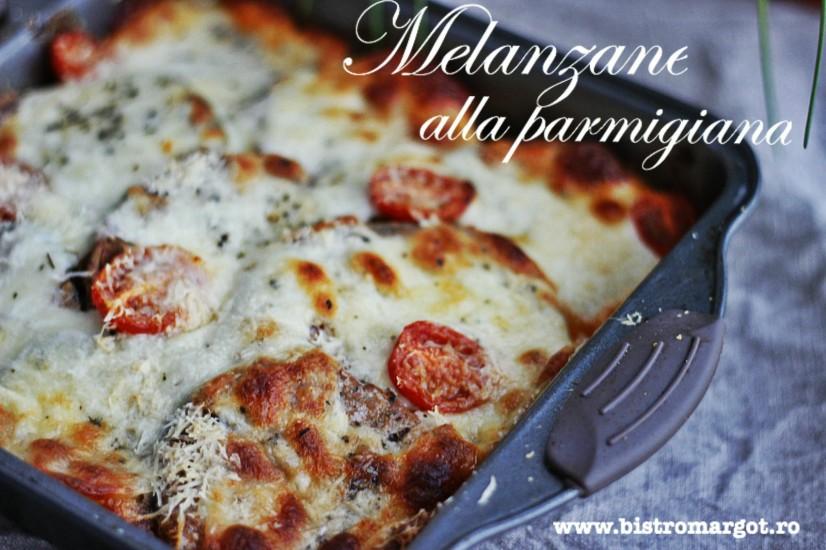 Melanzane parmigiana: o bucățică de istorie… la cuptor!
