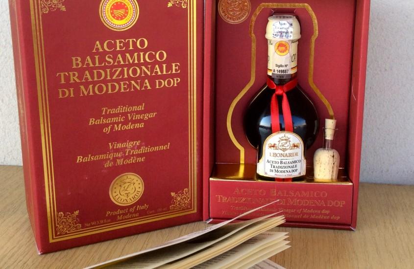 Aceto balsamico: nobletea otetului balsamic traditional