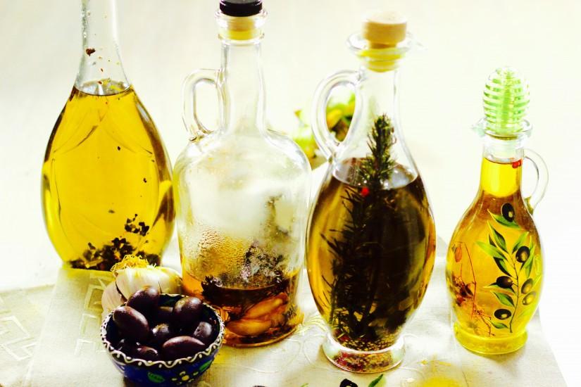 Cum sa faci ulei aromatizat