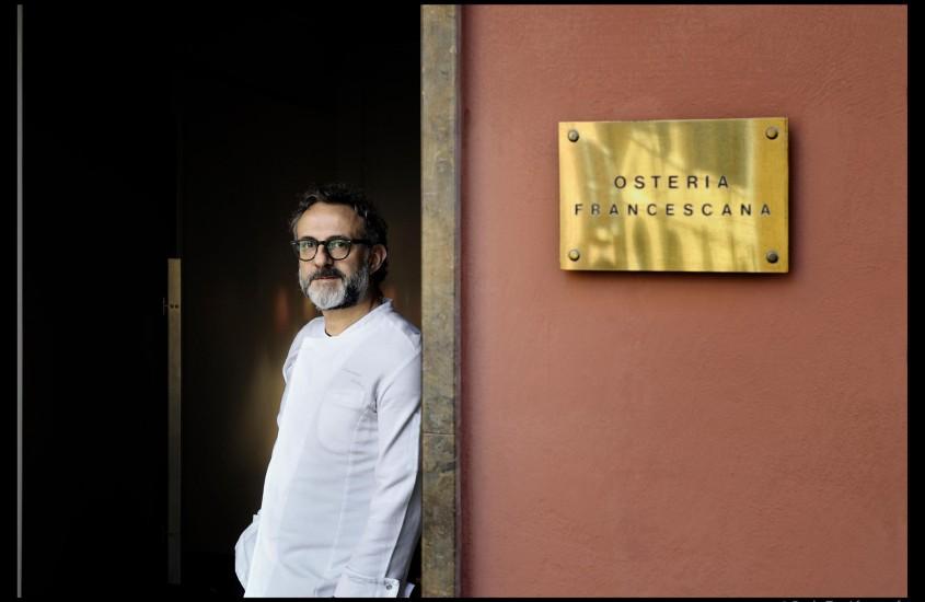 Massimo Bottura: creativitatea, intre traditie si evolutie