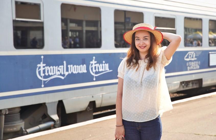 La drum cu Transilvania Train: o experienta unica
