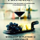 Workshop de platouri și convivialité